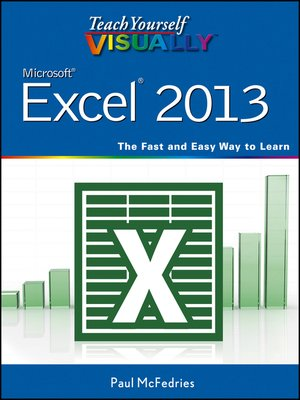cover image of Teach Yourself VISUALLY Excel 2013