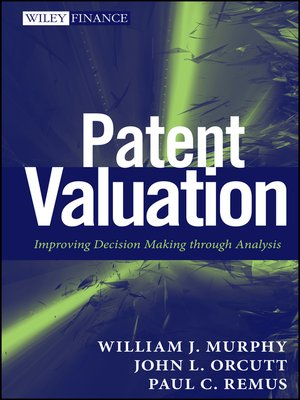 cover image of Patent Valuation
