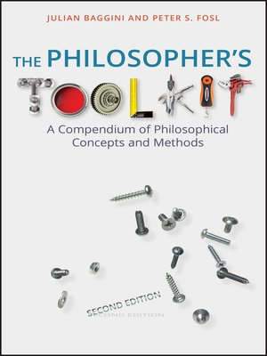 cover image of The Philosopher's Toolkit