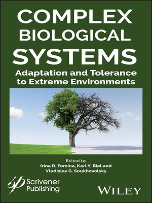 cover image of Complex Biological Systems