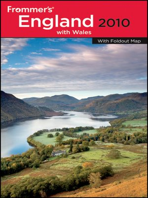cover image of Frommer's England 2010