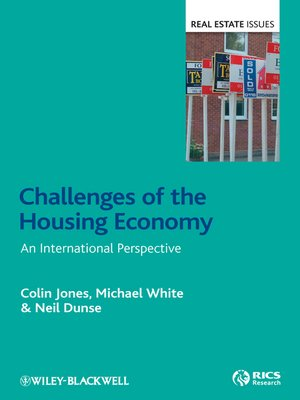 cover image of Challenges of the Housing Economy