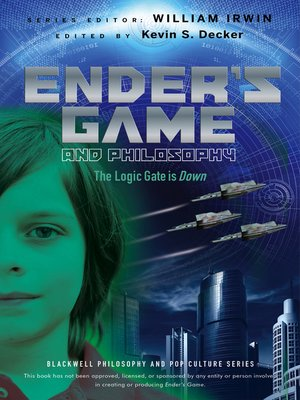 cover image of Ender's Game and Philosophy