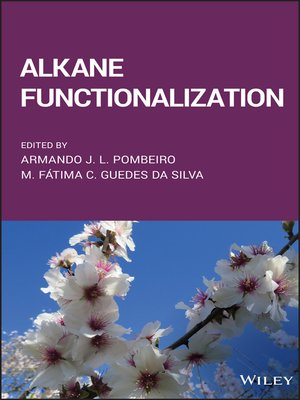 cover image of Alkane Functionalization