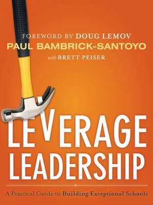 cover image of Leverage Leadership