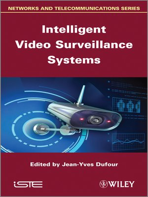 cover image of Intelligent Video Surveillance Systems
