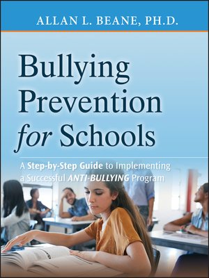 cover image of Bullying Prevention for Schools