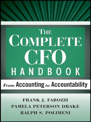cover image of The Complete CFO Handbook
