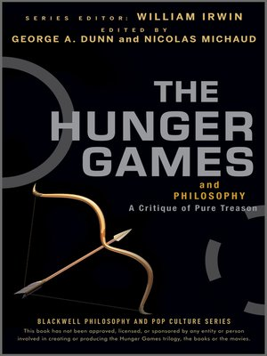 cover image of The Hunger Games and Philosophy