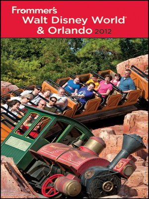 cover image of Frommer's Walt Disney World and Orlando 2012
