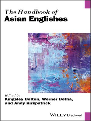 cover image of The Handbook of Asian Englishes