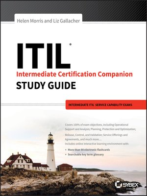 cover image of ITIL Intermediate Certification Companion Study Guide