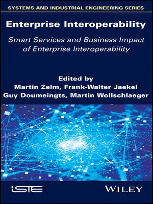 cover image of Enterprise Interoperability