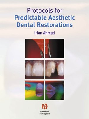 cover image of Protocols for Predictable Aesthetic Dental Restorations