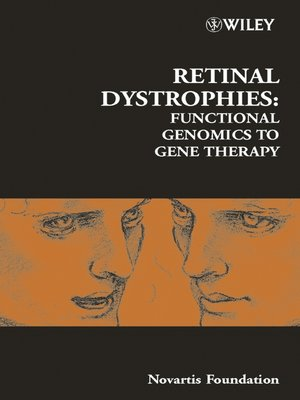 cover image of Retinal Dystrophies