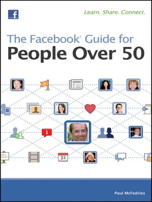 cover image of The Facebook Guide for People Over 50