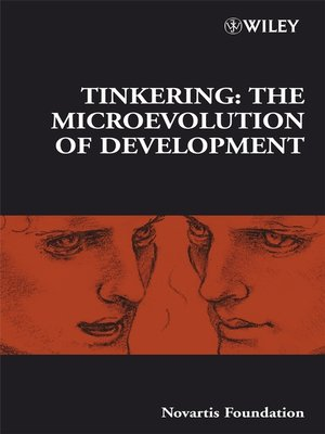 cover image of Tinkering