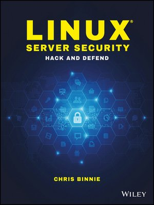cover image of Linux Server Security