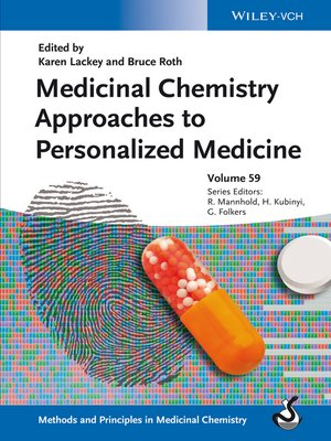 cover image of Medicinal Chemistry Approaches to Personalized Medicine