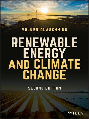 cover image of Renewable Energy and Climate Change