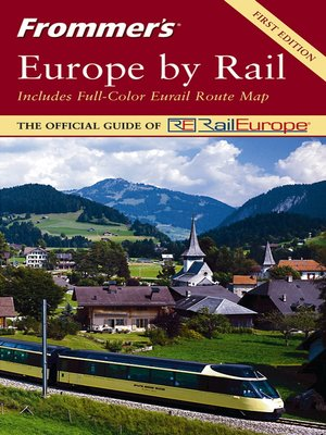 cover image of Frommer's Europe by Rail