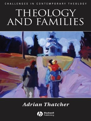 cover image of Theology and Families