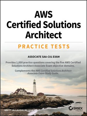 cover image of AWS Certified Solutions Architect Practice Tests