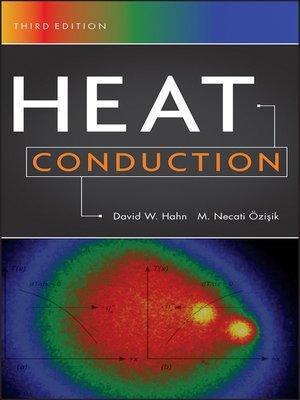 heat conduction hahn solution manual