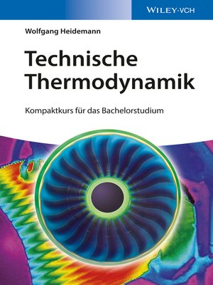 cover image of Technische Thermodynamik