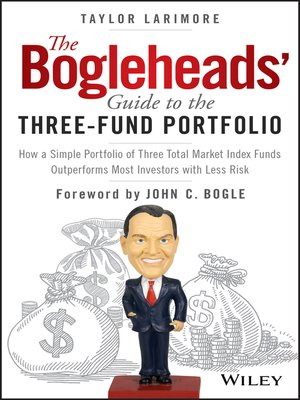 cover image of The Bogleheads' Guide to the Three-Fund Portfolio