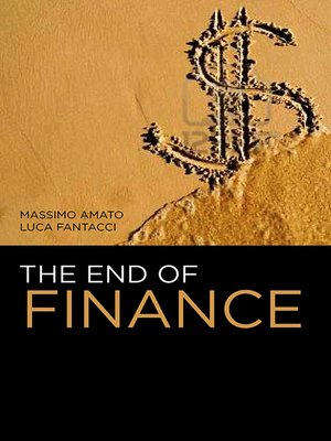 cover image of The End of Finance