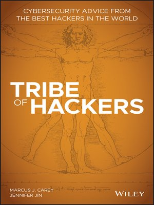 cover image of Tribe of Hackers