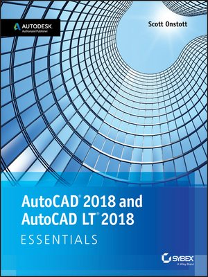 cover image of AutoCAD 2018 and AutoCAD LT 2018 Essentials