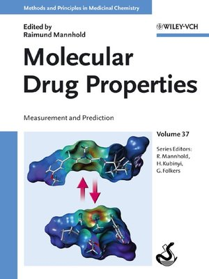 cover image of Molecular Drug Properties