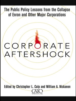 cover image of Corporate Aftershock