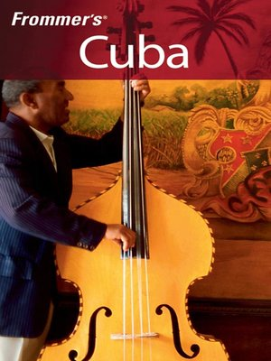 cover image of Frommer's Cuba