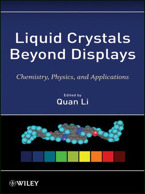 cover image of Liquid Crystals Beyond Displays