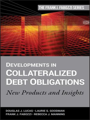 cover image of Developments in Collateralized Debt Obligations