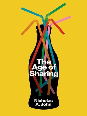 cover image of The Age of Sharing
