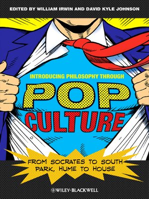 cover image of Introducing Philosophy Through Pop Culture