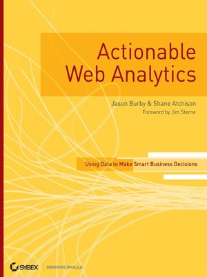 cover image of Actionable Web Analytics