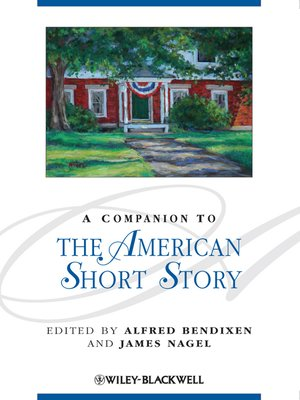 cover image of A Companion to the American Short Story
