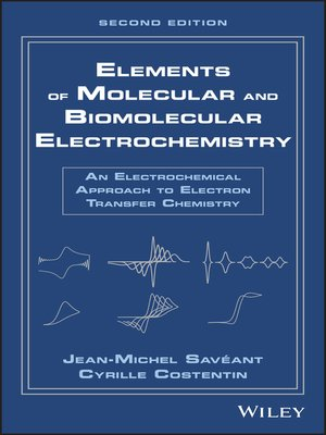 cover image of Elements of Molecular and Biomolecular Electrochemistry