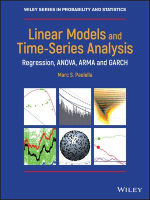 cover image of Linear Models and Time-Series Analysis