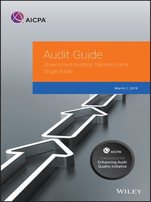 cover image of Government Auditing Standards and Single Audits 2019