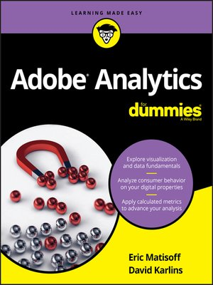 cover image of Adobe Analytics For Dummies