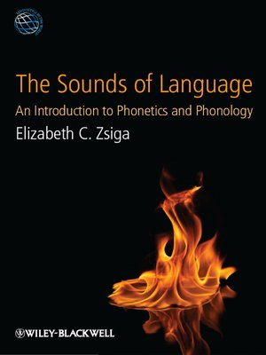 cover image of The Sounds of Language