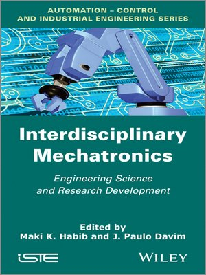 cover image of Interdisciplinary Mechatronics