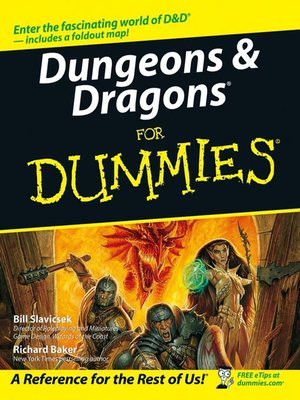 cover image of Dungeons & Dragons For Dummies
