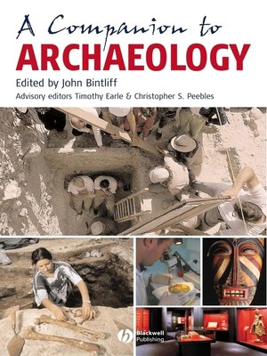 cover image of A Companion to Archaeology